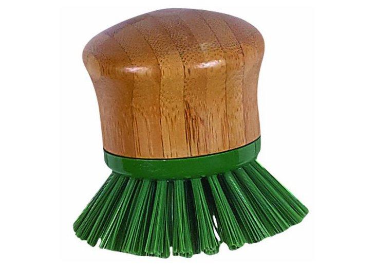 S/2 Bamboo Scrubbers