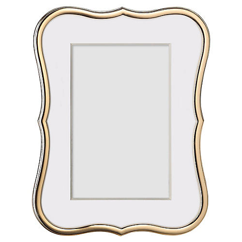 Crown Point Frame, Gold