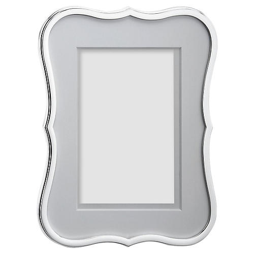 Crown Point Frame, Silver