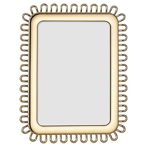 Keaton Street Picture Frame, Gold