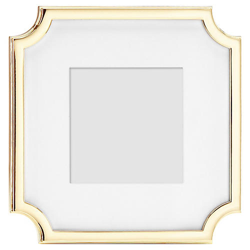 Sullivan Street Frame, Gold