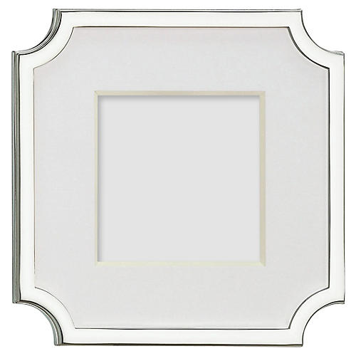Sullivan Street Frame, Silver
