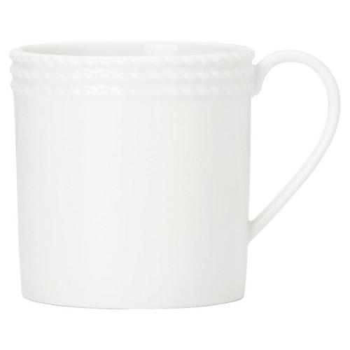 Wickford Mug, White