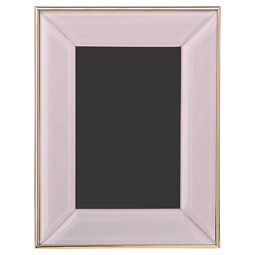 Charles Lane Picture Frame, Pink