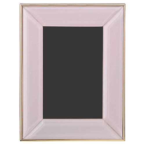 Charles Lane Picture Frame, Pink