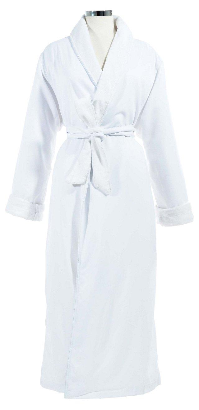 Spa Robe, White
