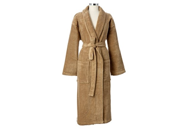 KassaSoft Collection Bathrobe, Praline