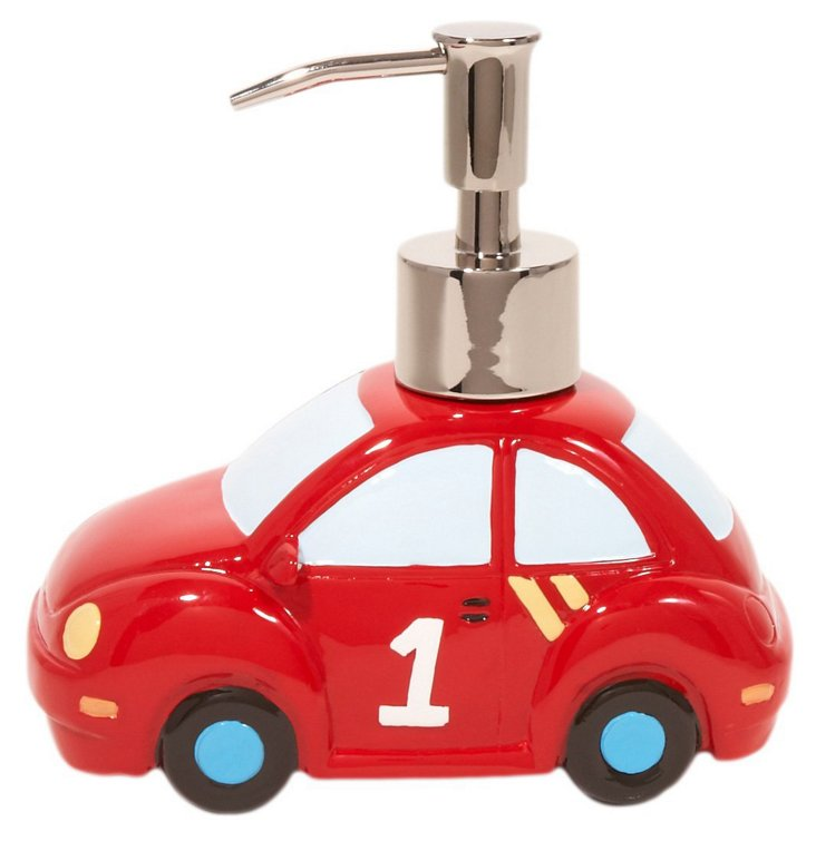Racetrack Lotion Dispenser