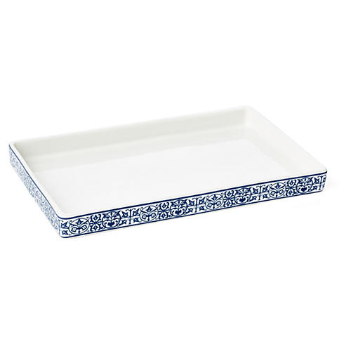 Orsay Tray, Blue