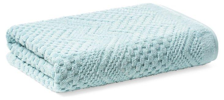 Chateau Bath Towel, Cameo Blue