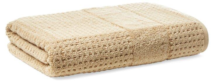 Hammam Bath Towel, Almond