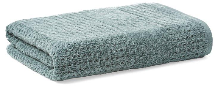 Hammam Bath Towel, Slate