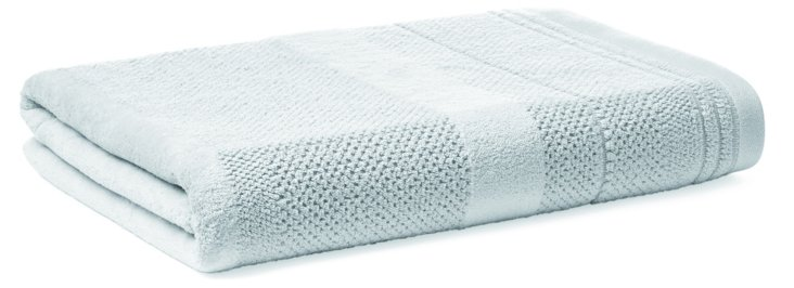 Textures Bath Towel, Seaglass