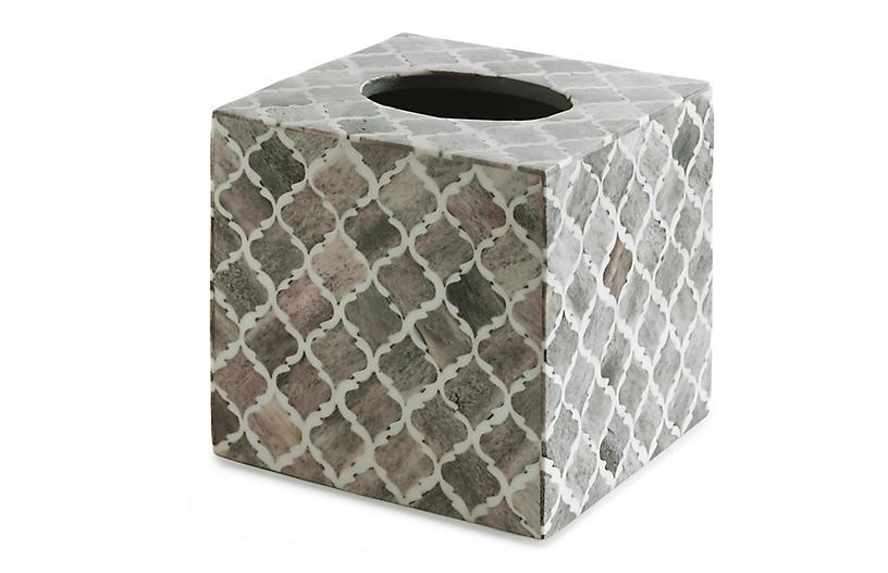 Bee Linen Tissue Box Cover Accessories Amp Fixtures Bath