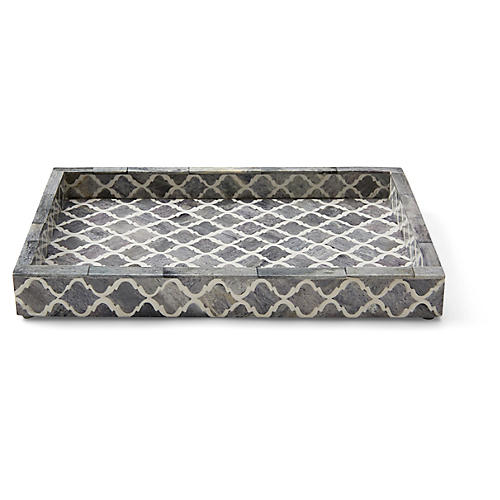 Marrakesh Standard Tray, Gray