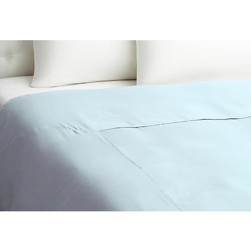 Kumi Basic Duvet Cover, Blue
