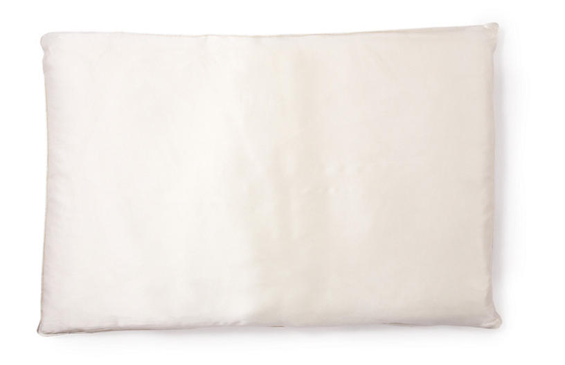 Basics Single-Fill Pillow, White