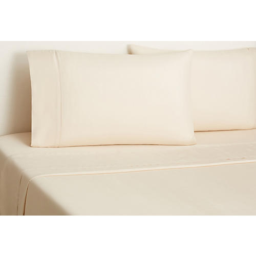 Kumi Basics Sheet Set, Sand