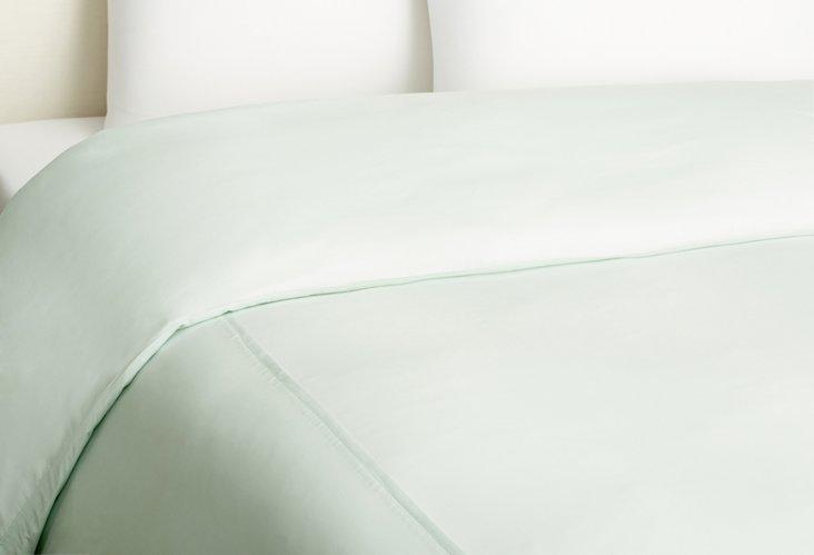 Kumi Basic Duvet Cover, Mist