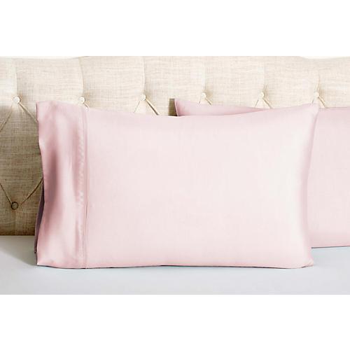 Kumi Basics Pillowcases, Cherry Blossom