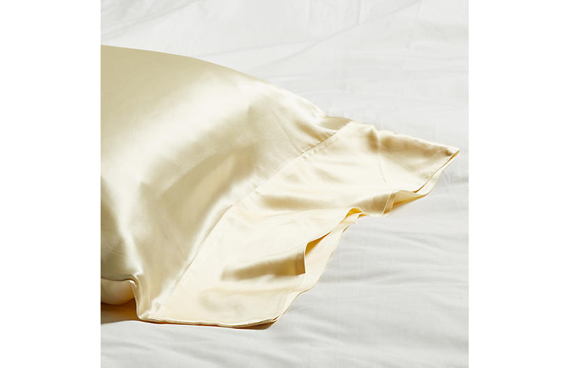 Classic Collection Pillowcase, French Vanilla