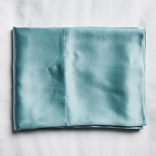 Classic Collection Flat Sheet, Aquamarine