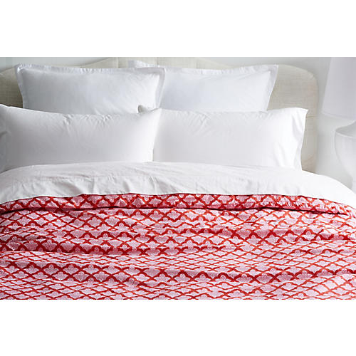 Jemina Duvet, Red