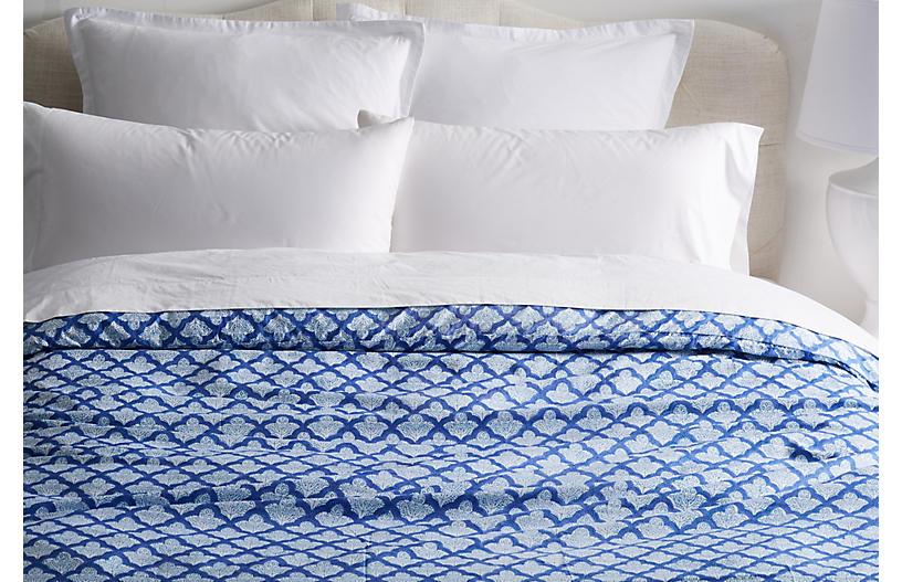 Jemina Duvet, Blue