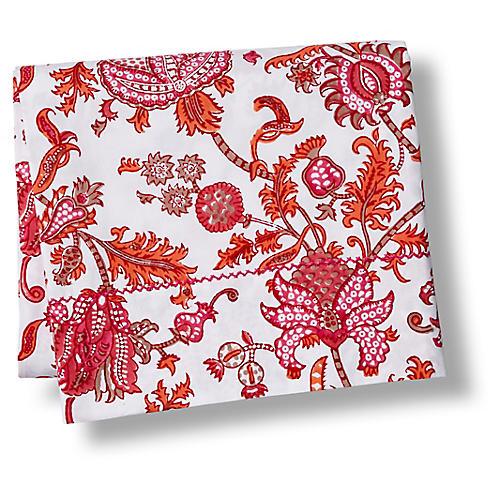 Amanda Flat Sheet, Orange