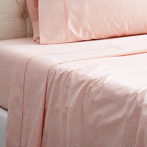 Capelini Bedding Set, Pink