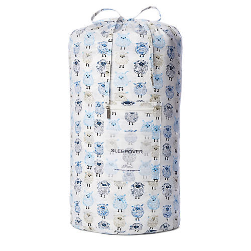 Woolies Sleeping Bag Set, Blue