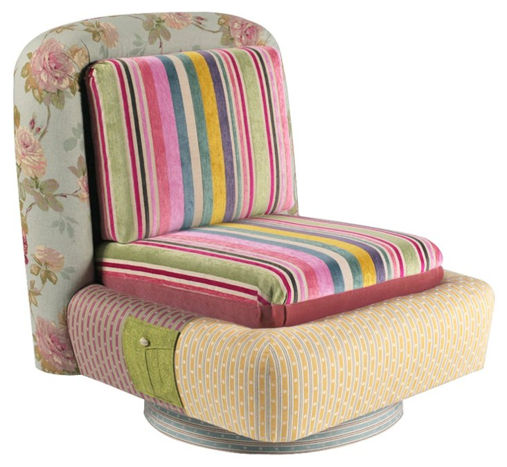 Mad Swivel Chair