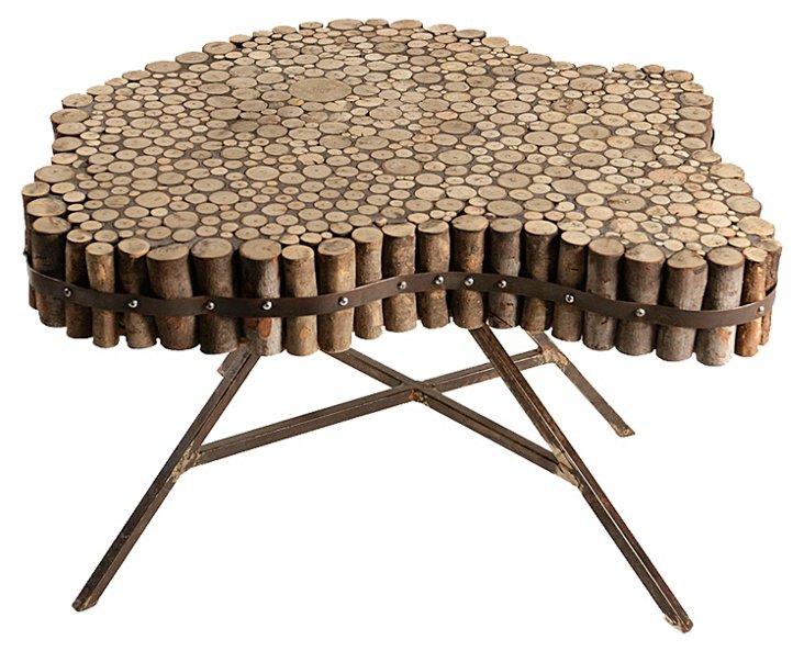 Reclaimed Wood Coffee Table I