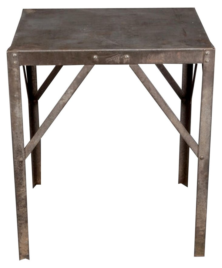 Iron Factory Table