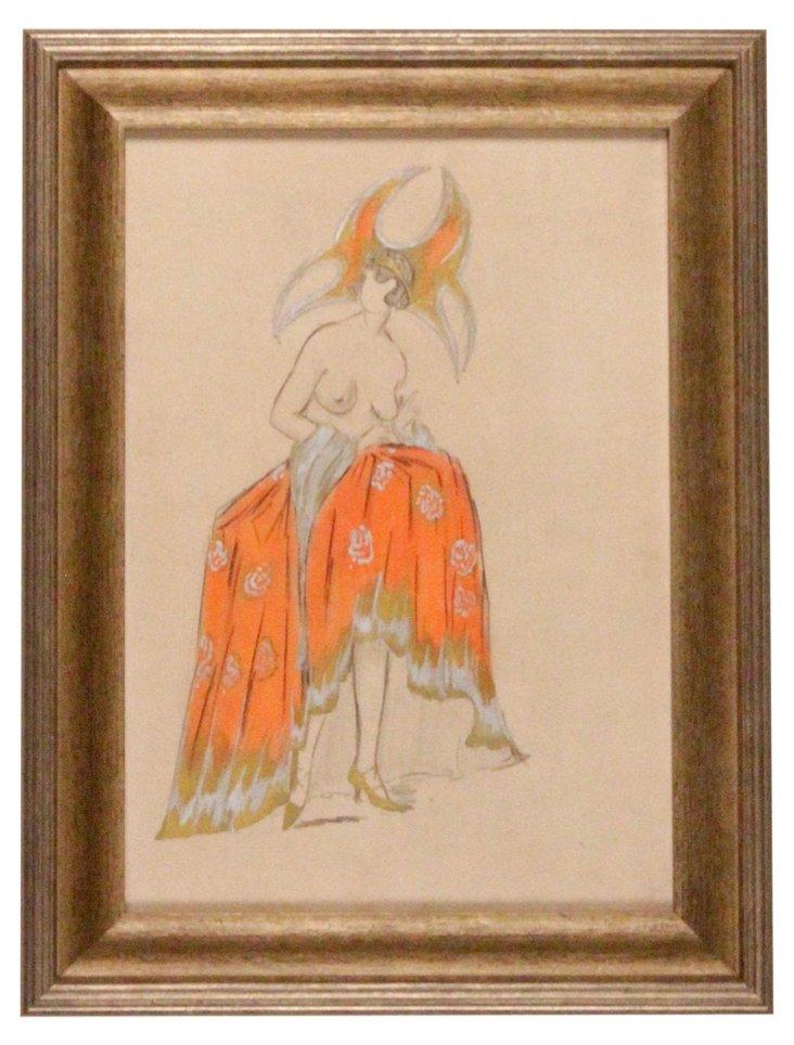 G. Berberich Fashion Drawing I