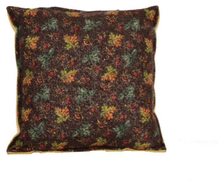 First Fall of Autumn Pillow