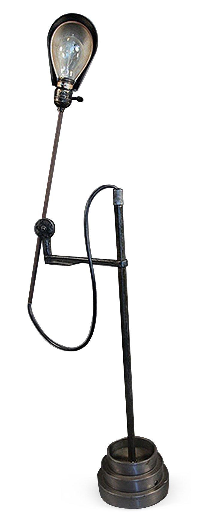 Flexible 1950s Lamp
