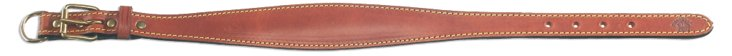 Whippet Padded Collar, Brown