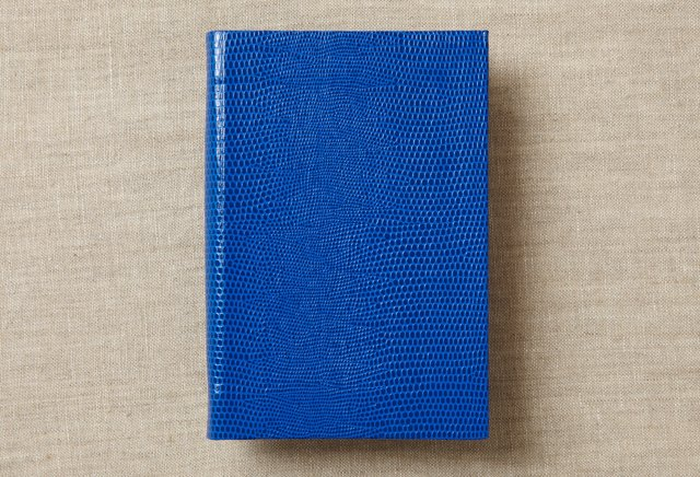 London Maker Notebook, Royal Blue XS