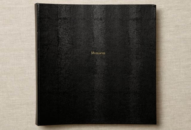 Photo Album, Black
