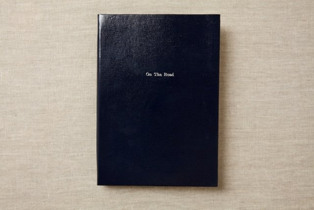 On The Road Journal, Navy Blue