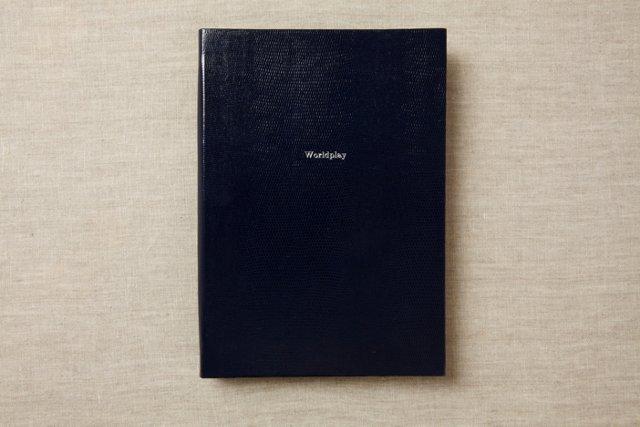 Worldplay Journal, Midnight Blue