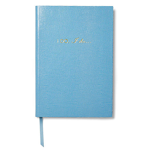 I Do, I Do Notebook, Baby Blue