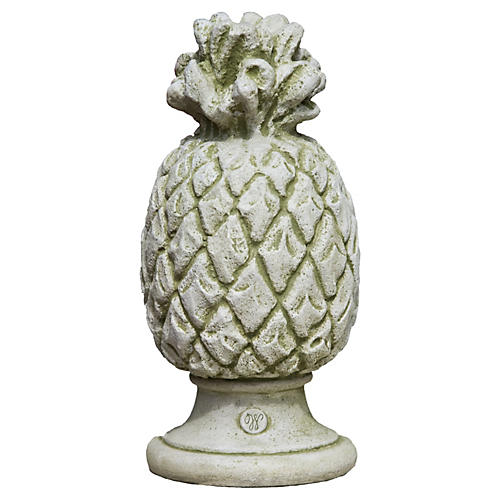 "10"" Williamsburg Pineapple Finial"
