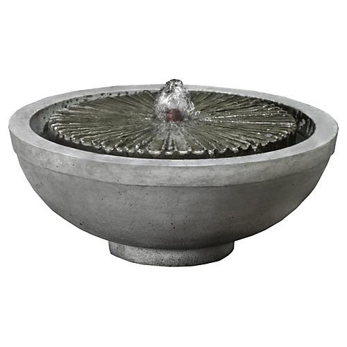 """16"""" Equinox Garden Terrace Fountain"""