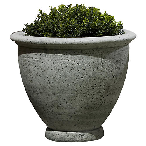 Berkeley Planter, Alpine Stone