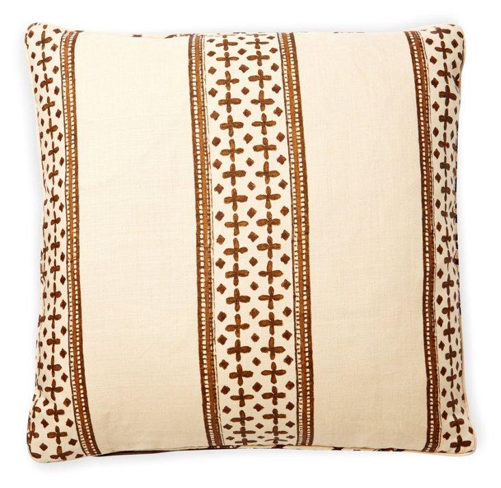 Payton 22x22 Cotton Pillow