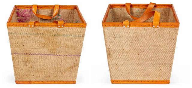Marby Baskets, S/2