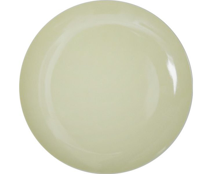 S/6 Falby DK Lunch Plates, Yellow