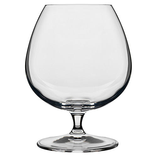 S/4 Crescendo Cognac Glasses